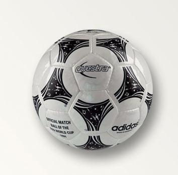 Les ballons de la coupe du monde 2010 de football en - Ballon coupe du monde 1986 ...